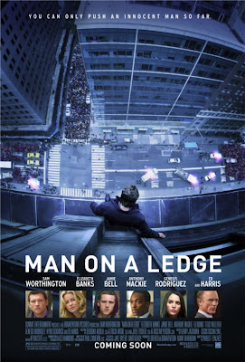 Watch Man on a Ledge 2012 Hollywood Movie Online | Man on a Ledge 2012 Hollywood Movie Poster