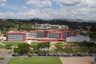 ufmg, campus pampulha, belo horizonte