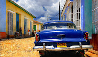 I repeatedly visited : CUBA