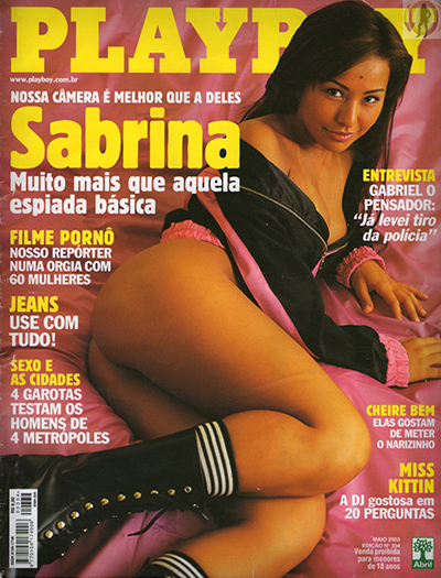 Downbload - Sabrina Sato - Revista Playboy