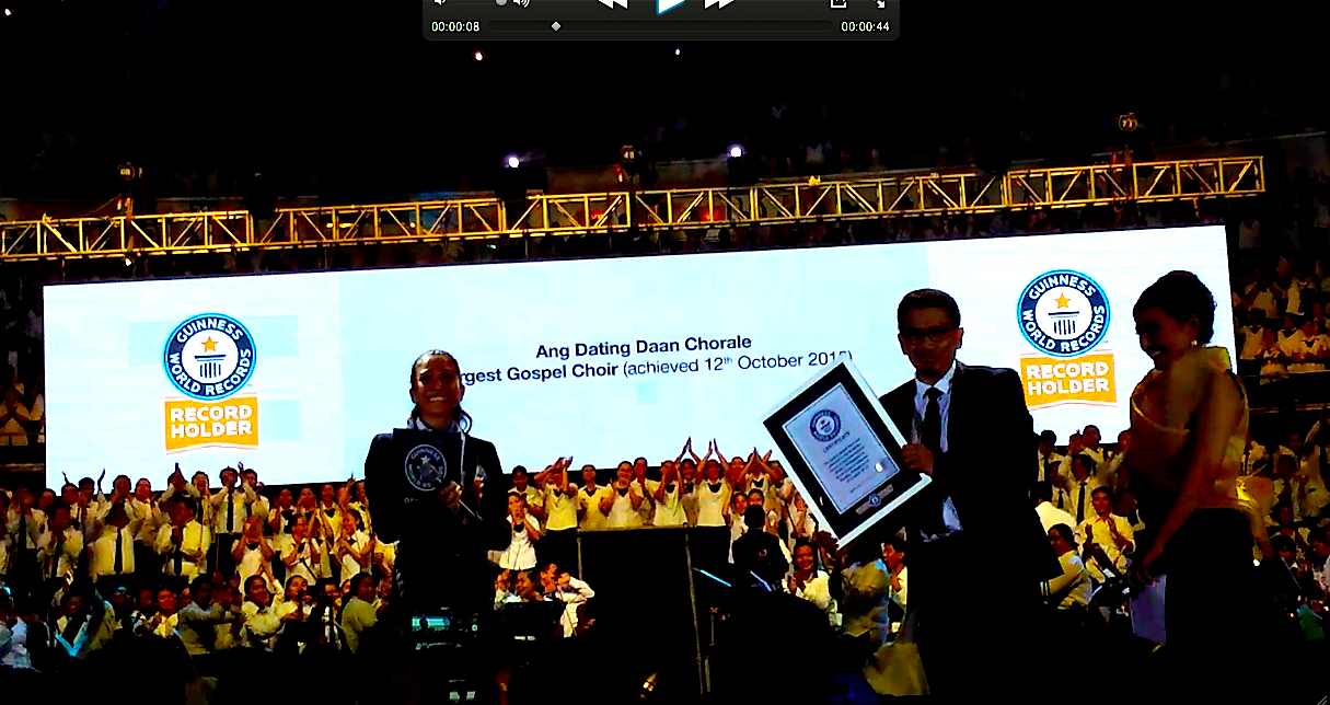 Ang dating daan 34th anniversary araneta avenue