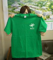 2012年のスタッフTシャツ