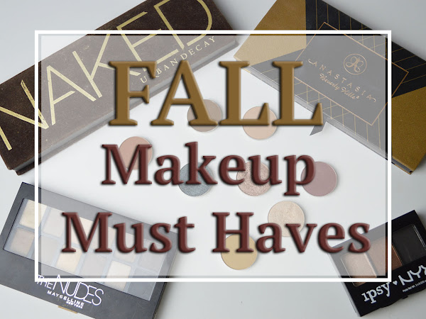 Fall Makeup Must Haves
