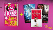 win a james patterson prize pack!