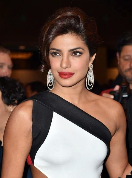 Stunning Priyanka Chopra was at the Toronto International Film Festival for the première of Mary Kom