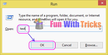 Create your own RUN command