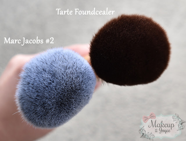 Marc Jacobs no 2 Brush Review