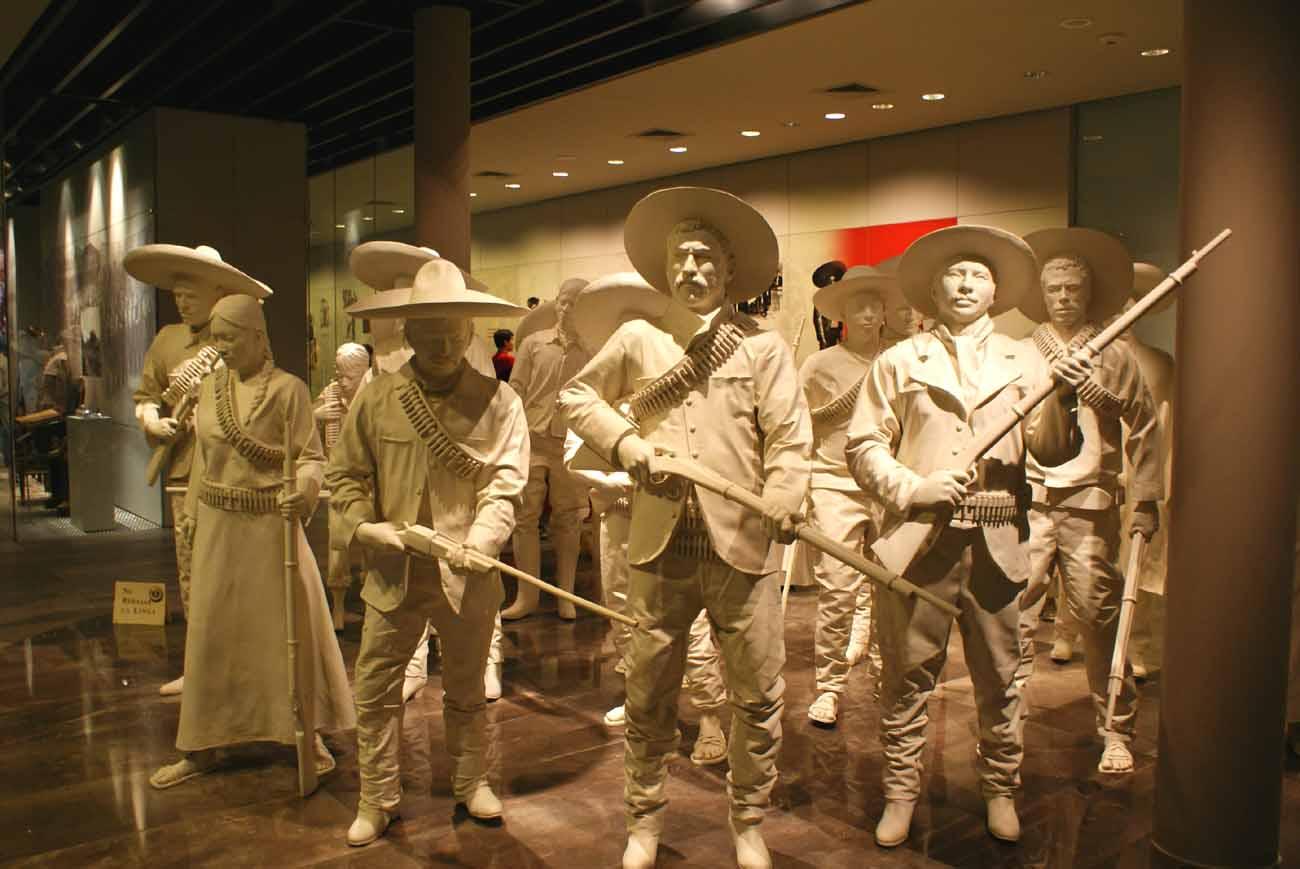 ¿Vestimenta en los tiempos de la Revolución Mexicana