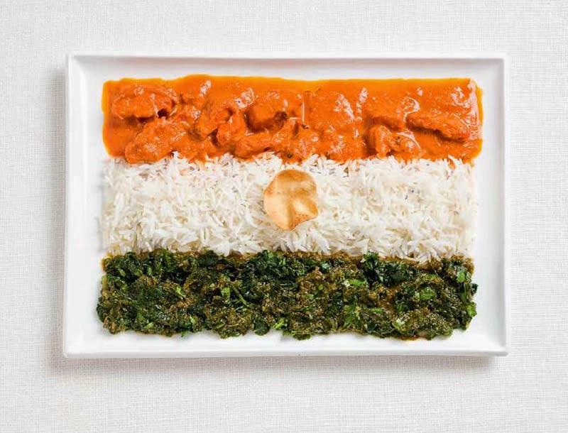 Bendera Negara India