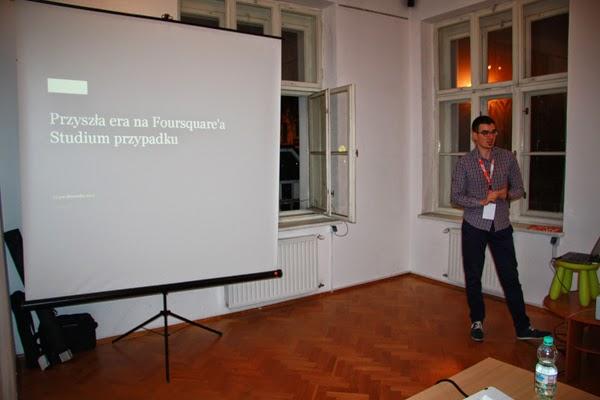 Aleje.IT, Częstochowa, spotkanie, evet, social media, CPM, barcamp, internet, foursquare, Wojtek Gajewski