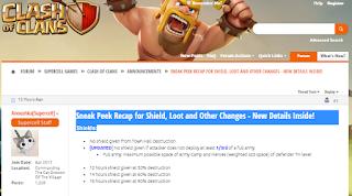 Clash of Clans December Update Sneak Peek