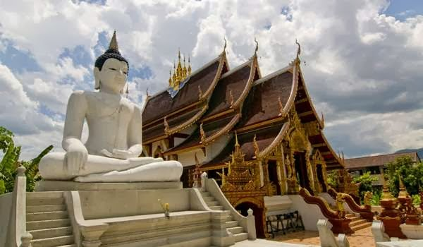 Buddhist Travel Destinations to Explore Temples, Monks and Meditation