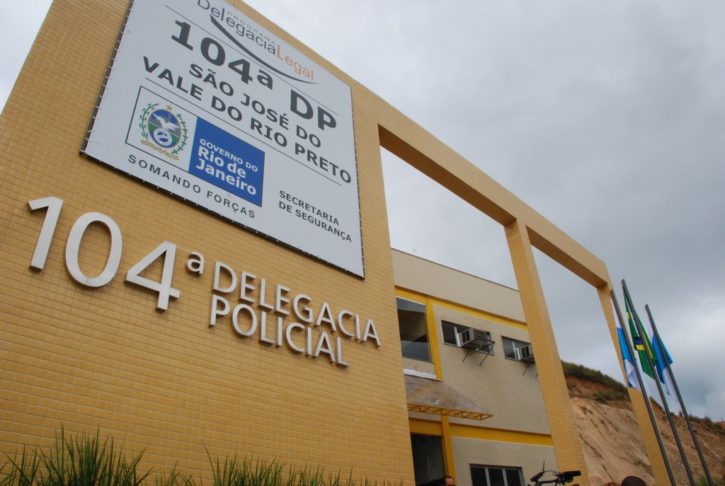Delegacia Legal de São José do Vale do Rio Preto: instalações modernas para melhor atendimento à população