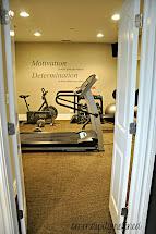 Basement Workout Room Ideas