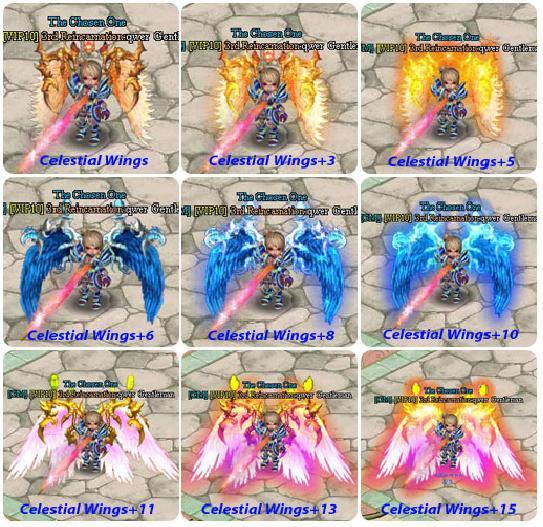 Crystal Saga Info: Celestial Fragarach Weapon