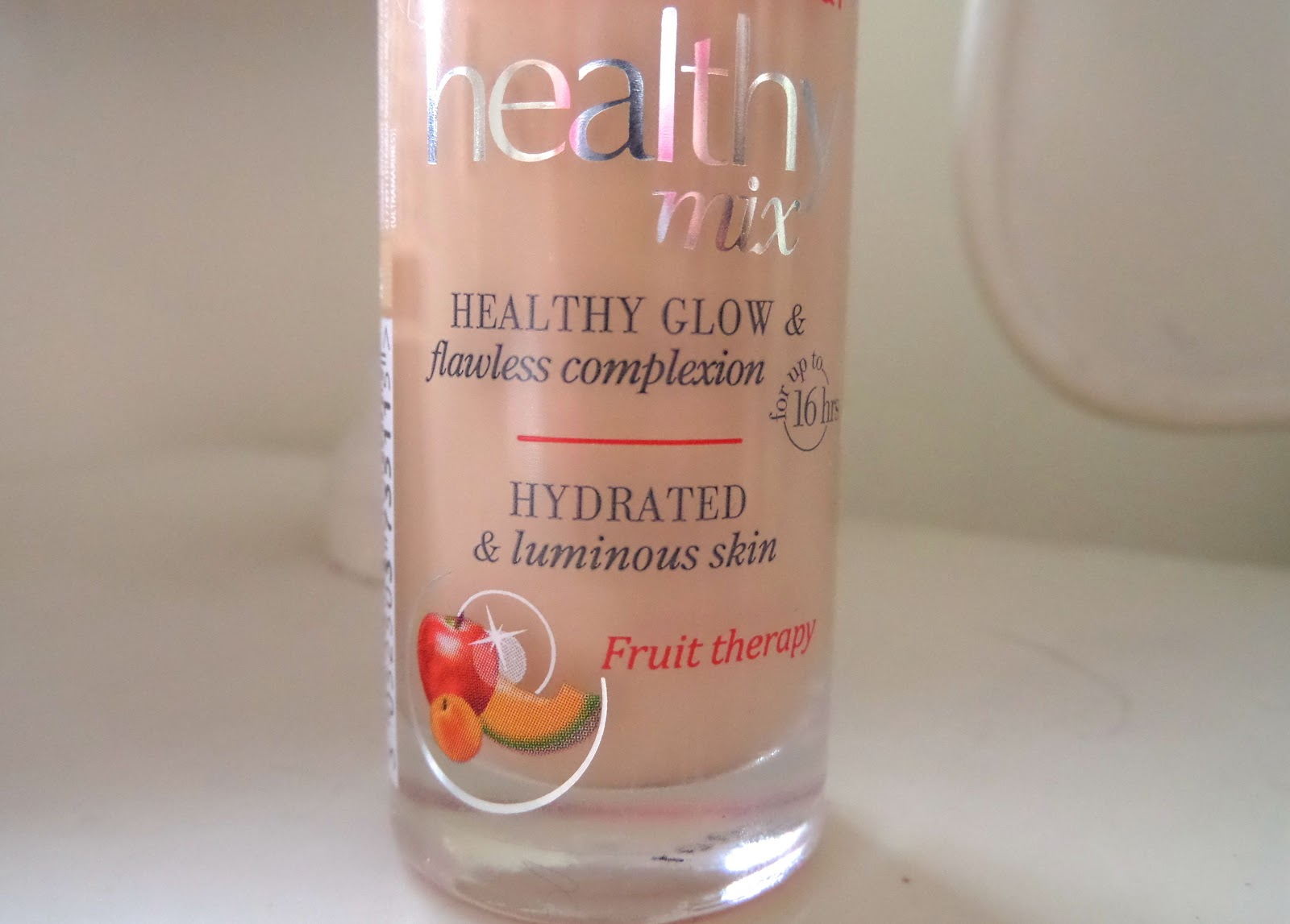 Bourjois Healthy Mix Foundation Bottle
