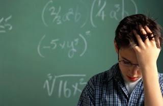 Çocuklarda Psikolojik Matematik Korkusu