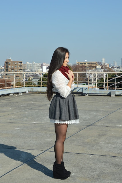 weekend outfit wearing cute harajuku clothes