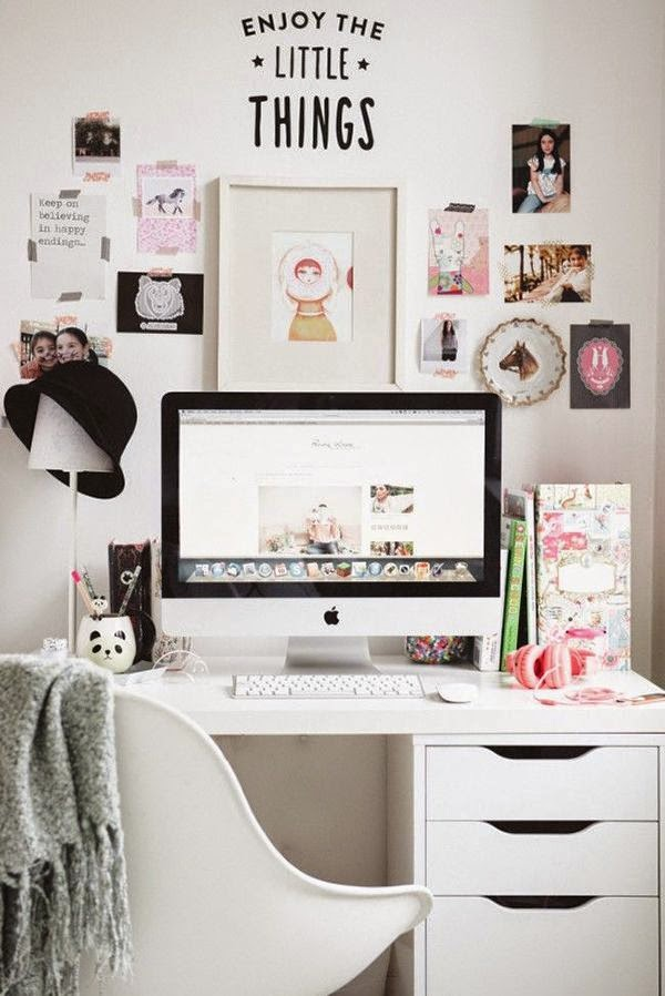 Alerta exames finais six blog - Pics of girls bedrooms working desk years and over ...