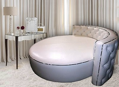 Style Furniture on Hollywood Glam Style Bedroom Furnishings And Decorating Ideas Here