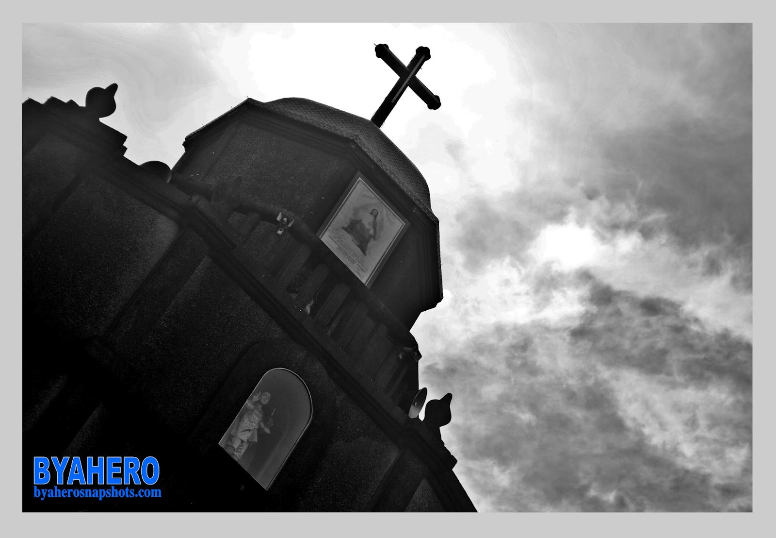 Byahero St Michael The Archangel Parish Church Irosin