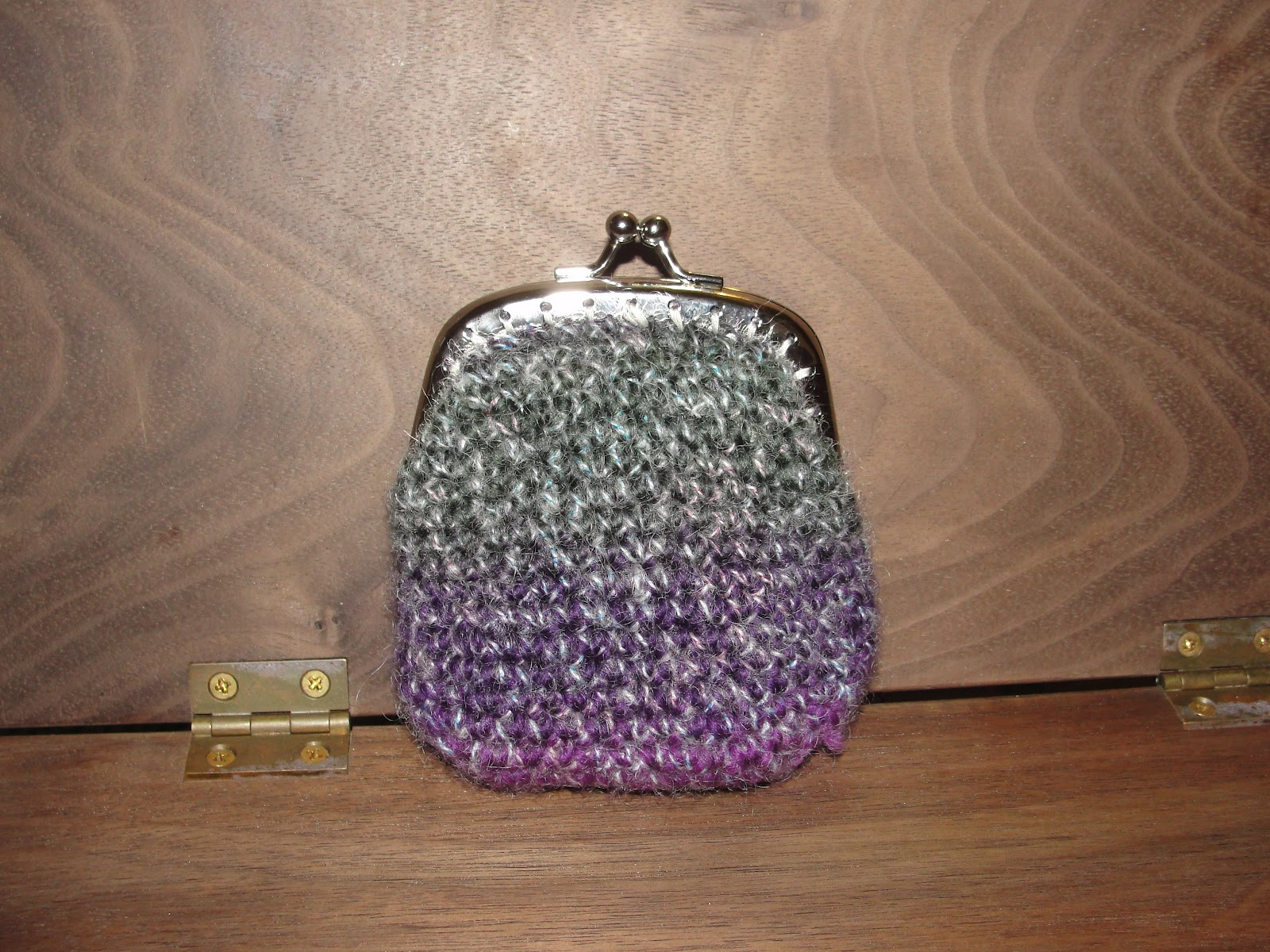 how to make a coin purse with clasp