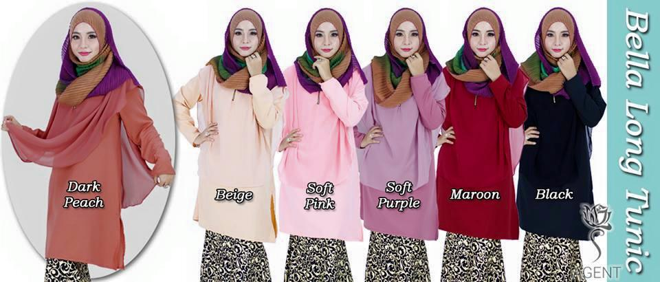 Zip Blouse Dibuka 8