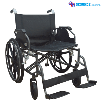 Kursi Roda 951B-56 | Kursi Roda Jumbo Deluxe
