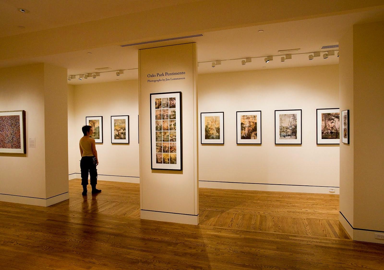 Oaks Park Pentimento – Portland Art Museum