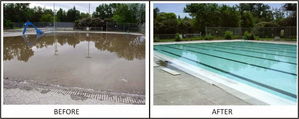 Calgary City News Blog Stanley Park Outdoor Swimming Pool Welcomes Calgarians Back