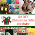 20 DIY Christmas Gifts for Baby