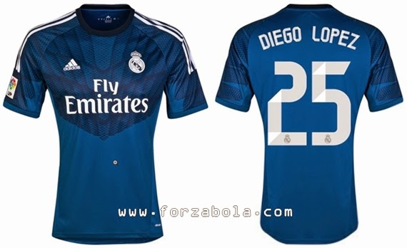 jual+jersey+grade+ori+real+madrid+Gk+official+2015+costum+diego+lopez