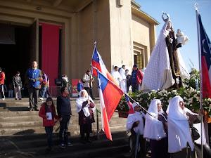 Virgen del Carmen Reina de Chile