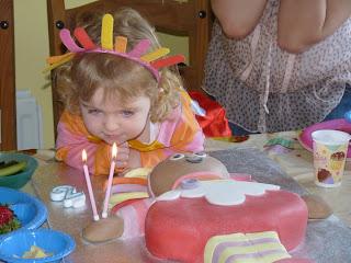 An Upsy Daisy 2nd Birthday