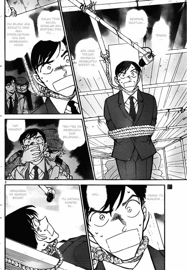 Komik manga File805 808 other manga detective conan