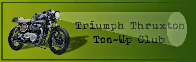 Triumph Thruxton Ton-Up Club