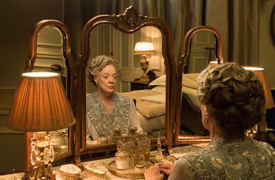 Maggie Smith in Downton Abbey Season 6
