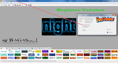 Font Twister v1.3 Full Serial 2