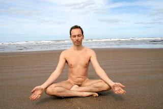 Yoga Nudista Endless XXX