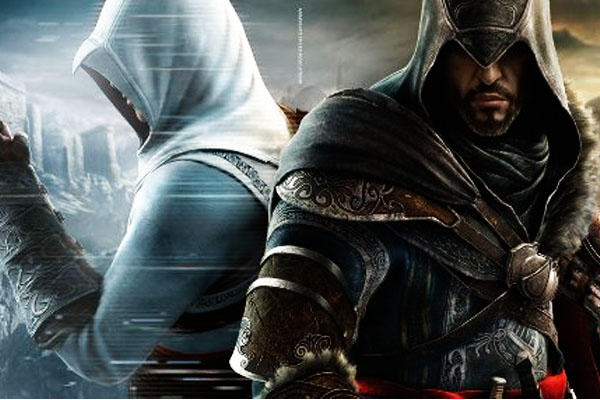 Assassins-Creed-Revelations-Stars-Ezio-and-Altair Imagens do novo Assassin's Creed Revelations (Java)