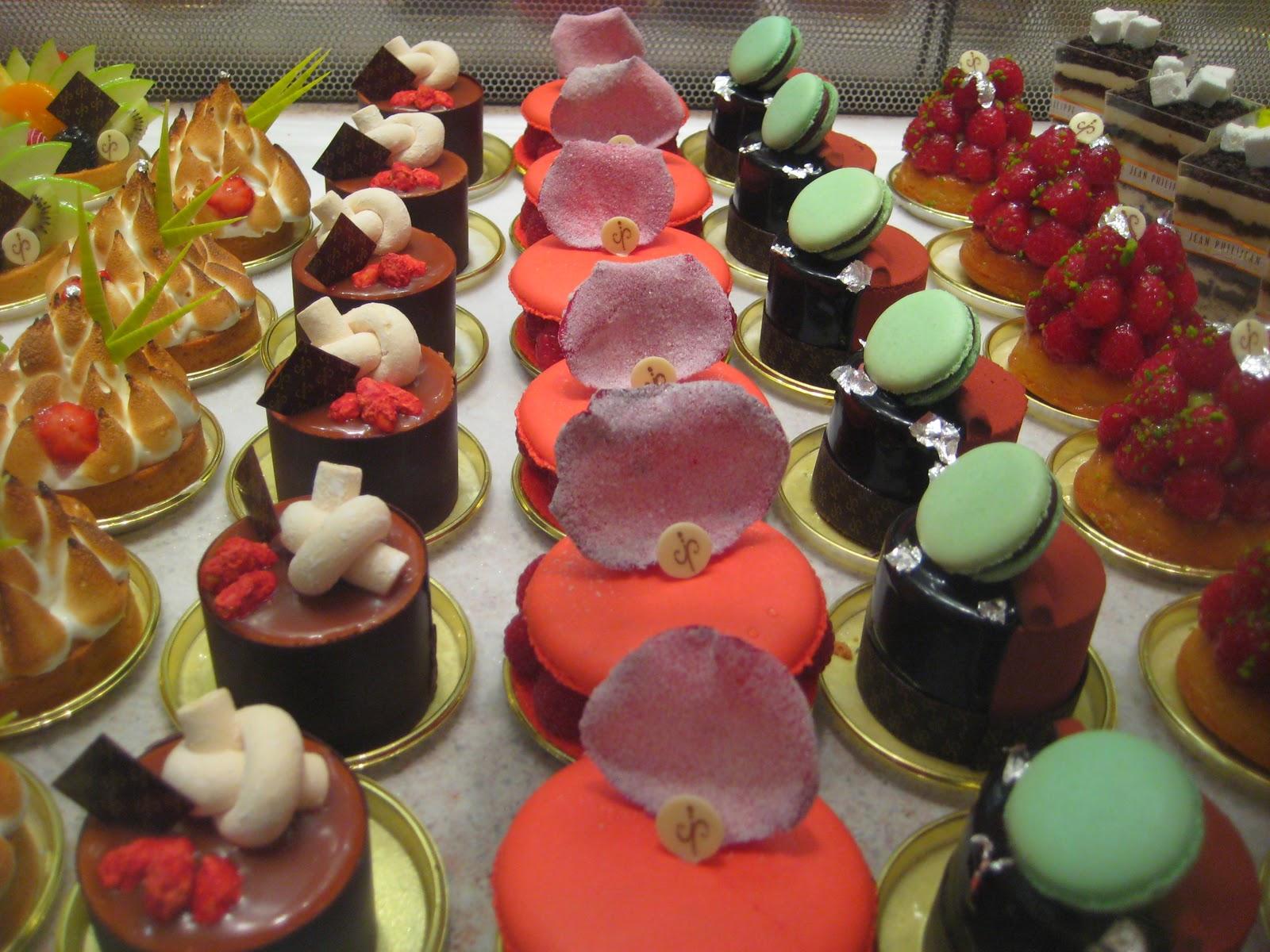 The Ultimate Chocolate Blog: Las Vegas Chocolate Part 1 - Jean Philippe Patisserie