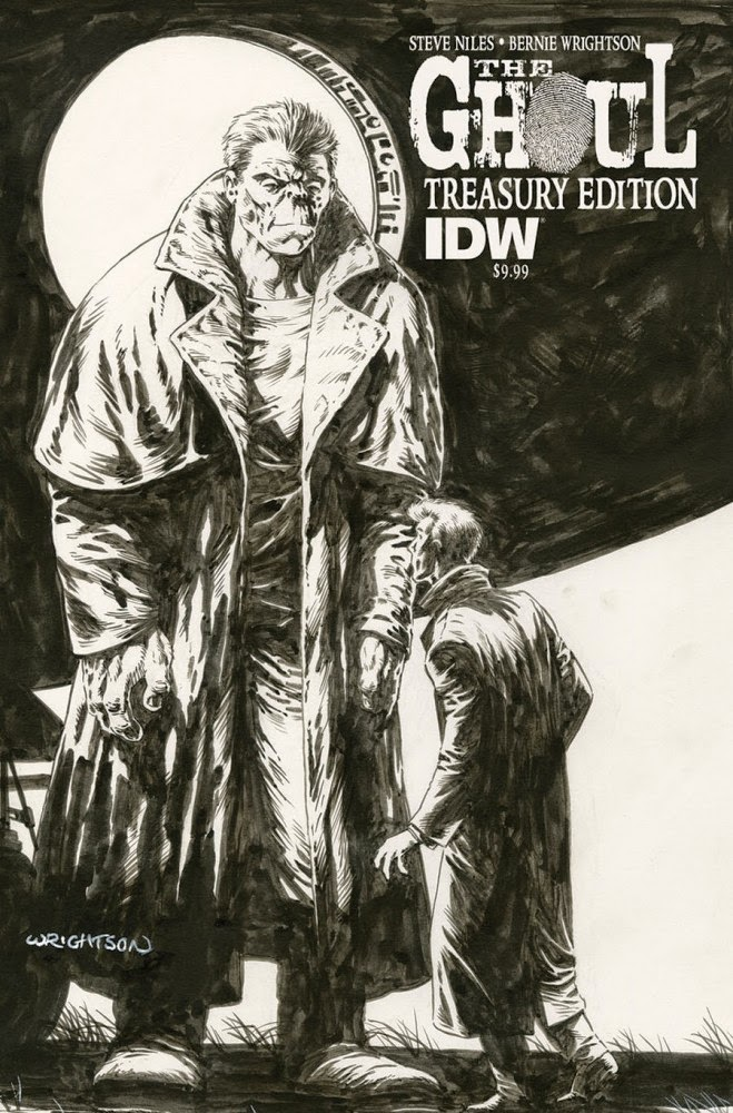 The Ghoul - Steve Niles - Bernie Wrightson - Treasury Edition