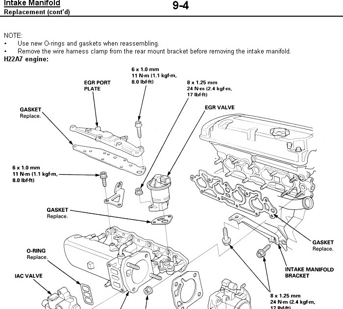 92 civic vacuum diagram