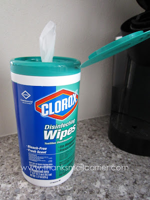 Clorox wipes review