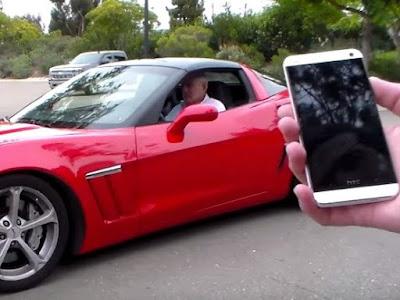 اختراق و السيطرة على مكابح سيارة عبر رسائل نصية