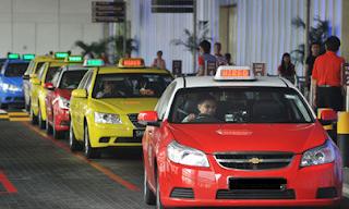 Sopir Taksi di Malaysia sebagai yang Terburuk di Dunia