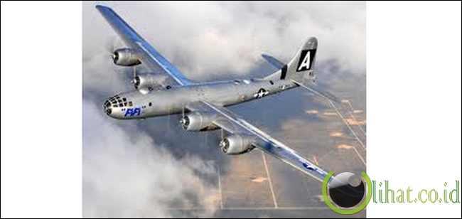 Boeing B-29 Super Fortress