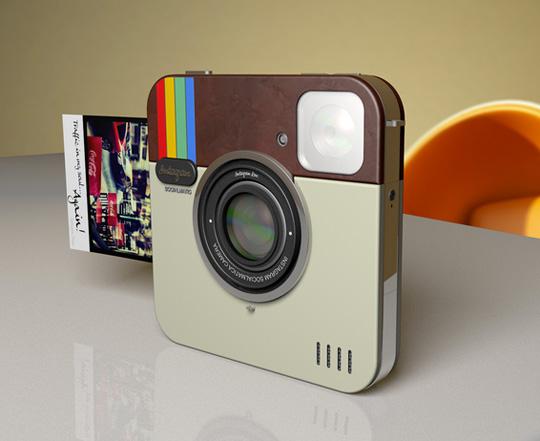instagram socialmatic camara
