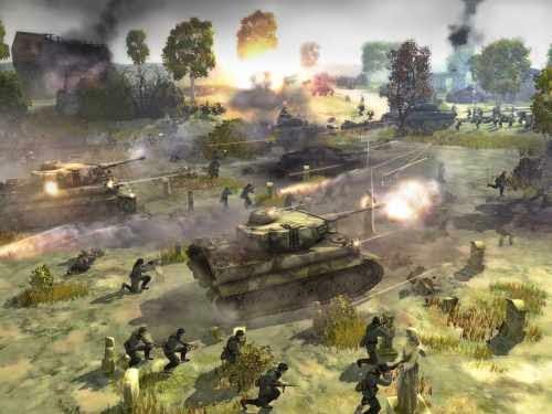 Sudden Strike 2 - Perang Dunia II