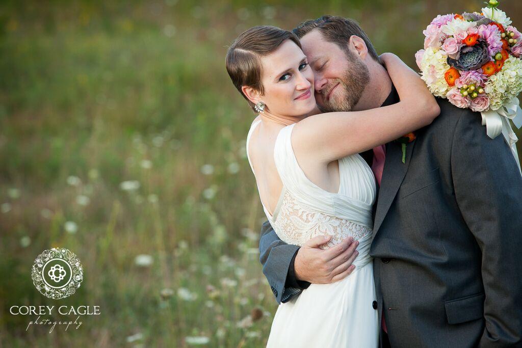 Lake toxaway wedding